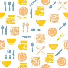 cooking utensils wallpaper. Delighful Cooking Kitchen Utensils Seamless Pattern For Wallpaper Or Print On Wrapping Paper  And Napkin Royaltyfree With Cooking Utensils Wallpaper A