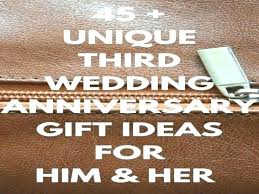 good anniversary gifts for him um size of husband to wife present ideas 2 years 3