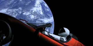 tesla car in space live. tesla car in space live s