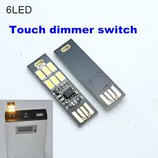 touch dimmer for lamp portable mini power night light light lamp touch dimmer switch table touch
