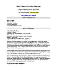 Sample Federal Resume Ksa Sample Usajobs Resume Federal Prose