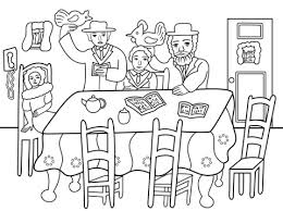 Small Picture Jewish holidays coloring pages Free Coloring Pages