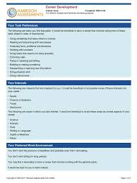 Career Assessment Test Free Career Suitability Testing C Synergy