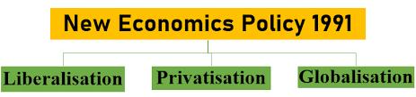 Imaduddin Educare | New Economics Policy 1991: Business Economics