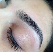 how to do eyebrows with no makeup