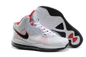 lebron 8 shoes. new nike air max lebron 8 v2 white red,nike free flyknit,free shipping shoes b