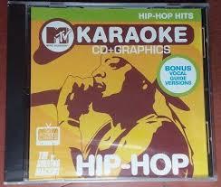 Various Artists Mtv Karaoke School Hip Hop Hits Cd