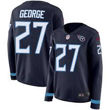 Tennessee Jersey George Eddie Titans