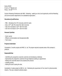 Perfect Resume Format For Freshers 19 Best Fresher Resume Templates Pdf Doc Free
