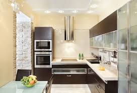 Contemporary Kitchen Design For Small Spaces Mesmerizing Modern Tiny Kitchen Design Ideas Best House Interior Today