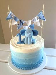 First Birthday Cake Boy Simple Ideas Baby Party 675900 Attachment