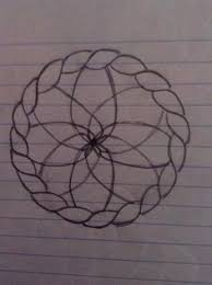 Pictures Of Dream Catchers To Draw Easy dream catcher drawing draw Pinterest 76