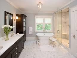 traditional bathroom lighting ideas white free standin. Lighting Above Bathtub Bathroom Traditional With Wall Ceiling Ideas White Free Standin D