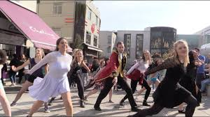 The Greatest Showman Proposal Flash Mob Dance UK - YouTube | Flash mob, The greatest  showman, Netflix movie