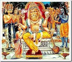 Risultati immagini per Prahlada maharaja