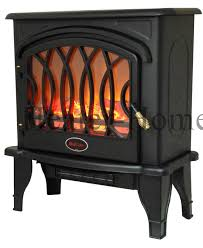 infrared electric fireplace stove redcore 15602