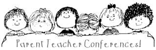 Image result for parent teacher conference clipart