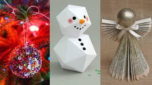 DIY ROOM DECOR! 15 DIY Projects for Christmas \u0026 Winter! Decorating ...