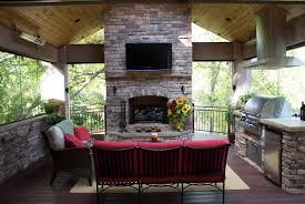 10 gorgeous backyard kitchen designs
