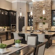 Exellent Kitchen Ideas Black Cabinets And Natural Stone If Tired Of White Throughout Perfect