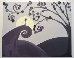 Jack Skellington Decorations Halloween Nightmare Before Christmas Party Disney Pinterest Button