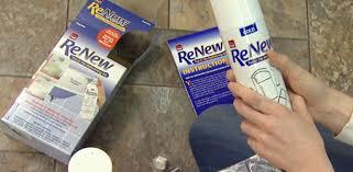magic renew tub tile refinishing kit