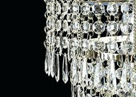 crystal clear chandelier decorative crystal clear 3 tier chandelier adds once to your table decor use