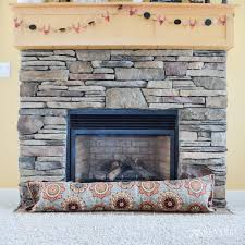 learn how to make a fireplace draft stopper it s a great way to upcycle an