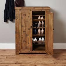 solid oak hidden home. Nara Solid Oak Hidden Home. Plain Shoe Storage Cabinet In  Home 2