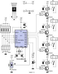 best 25 electrical circuit diagram ideas only on pinterest House Electrical Wiring Components home remote control circuit diagram check more at blog blackboxs home electrical wiring components