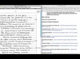 AQA GCSE English Language Paper   Explorations in Creative Reading