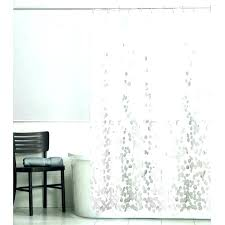 x shower curtain pretty a fabric liner by inch 72 78 clear cur