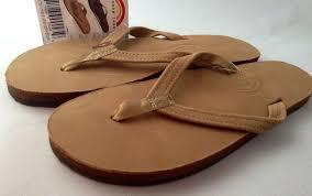 Light Brown Rainbow Sandals Rainbow Sierra Women Sandals Leather Light Brown Flip