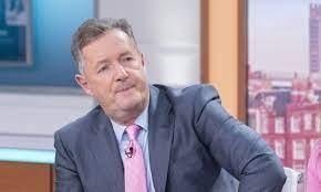 Piers Morgan announces change in role ...