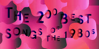 the 200 best songs of the 1980s