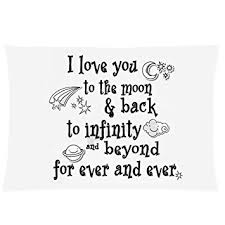 Quote I Love You To The Moon And Back Gorgeous Amazon I Love You Theme Quote I Love You To The Moon And