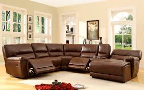 Shop Homelegance Blythe Sectional Sofa Set - Brown - Bonded Leather at  Homelement at everyday low price. Its substantial size and extreme comfort  make the ...
