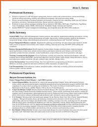 Examples Of Resume Summary For Customer Service professional summary for customer service resume Oylekalakaarico 31