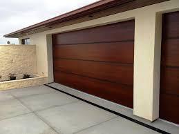 modern wood garage door. Contemporary Wood Garage Doors Modern Door