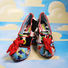 Toy Story Arch Enemies Light Up Heels Irregular Choice You Got A Friend In Me Disney Toy Story Woody Buzz Heel 9 10