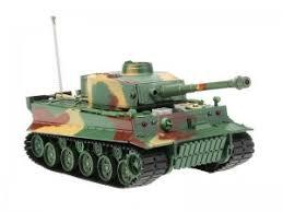 <b>Радиоуправляемый танк Heng Long</b> Tiger Panzer (Германия) RTR ...