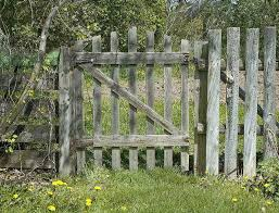 garden fences and gates old style garden gate and garden fencing gates uk garden fences and gates