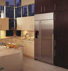 Ge Profile Refrigerator Problems Monogram Ziss420dkss 42 Inch Built In Side By Side Refrigerator
