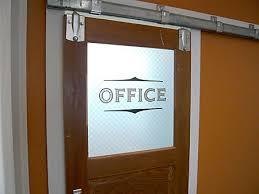 Office Door Office Table
