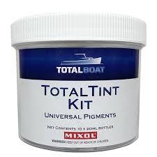 Mixol Tint Color Chart Totaltint Mixol Universal Pigments Kit