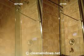 brite and clean windows shower door cleaning and water best way to clean glass shower doors