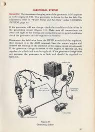 Ford Voltage Regulator To Generator Wiring Diagram AVR Wiring-Diagram