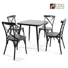 commercial outdoor dining furniture. Fresh Commercial Outdoor Furniture Suppliers And French Dark Grey Dining Sets 15 Companies