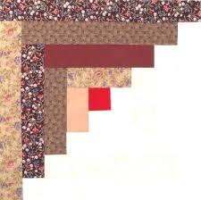 Log Cabin Quilt Pattern 12 Inch Block Stunning Log Cabin Quilt Patterns Pattern With Jelly Roll Layouts 48 Inch