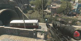 Dying Light Sniper Rifle Dying Light Rolls Out A New Suppressed Sniper Dyinglight